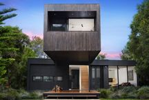 Great Prefab Design / Prefabricated buildings are becoming more popular because of several reasons: cost savings, recycling, faster construction timelines and the look.  We love prefab homes because of their modular and minimal design.  Here are some of our favourites.