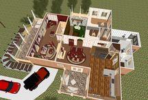 Diseño de interiores / Proyectos completos