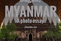 Myanmar Travel / All about travelling in amazing Myanmar (Burma). Where to go, what to see.