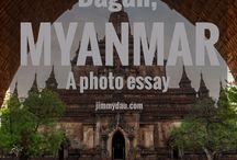 Myanmar Travel / Burma Reisen
