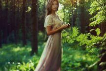 fashion photgraphy nature