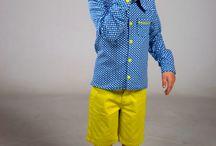 Jurken en jongens kleding