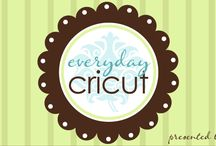 Cricut/Nestabilities/Cuddlebug / die cuts, machine embossing / by Elaine Bisbee