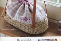 Sewlicious Bags/Purses / DIY handbags. Sewn, crocheted, created.