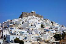 Griechische Inseln / Die griechischen Inseln sind eine Reise wert!