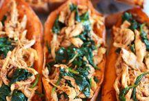 Healthy food / by Katelyn Sebold