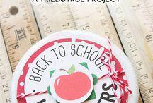 Back to School / by Tiffany Hewlett {Making The World Cuter}