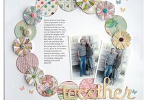 scrapbooking / by Julie Engel