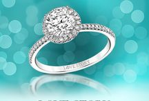 Dream Engagement Rings / Dazzling Diamond Engagement Rings as Beautiful as Your Love Story!