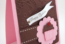 Stampin Up idea's