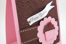 Card Ideas / by Pink Zebra Paper Creations /Zebra Ducklings
