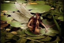 Faeries, Merfolks & Such / I believe. / by Kelly Vickers