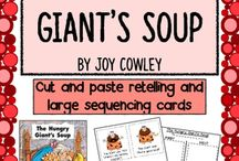 The Hungry Giant's soup