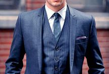 Men's fashion / Awesome suits and men's fashion