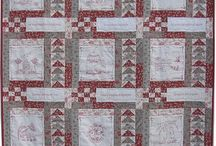 quilts redwork or other color