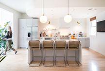 Kitchens: Transitional