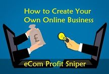 How to Create Your Own Online