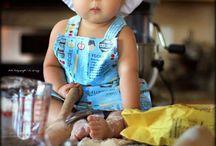 baby baking
