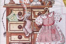 C STITCH 3 For A	Country Home / by Sherrie Ann Love