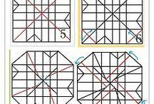 Bricolage - Diy en Origami