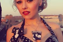 Rockabilly/Pinup / by Casey Cooksey