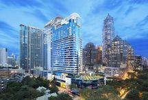 Bangkok - Plaza Athenee A Royal Meridien / by PLAZA ATHENEE BANGKOK A ROYAL MERIDIEN