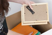 Storage Tips / Maybe you need to use storage while you wait to move into your new home or while you build an addition onto your office. Whatever your reason, these storage hacks will keep your items safe and secure.