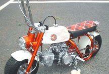 Honda monke