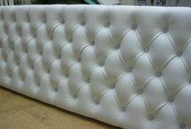 Cabeceras de cama modernas