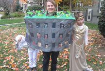 Eco-friendly Halloween