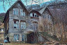 Huizen / Oude huizen
