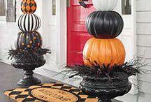 Halloween - outdoor / Gotta spooky up my house