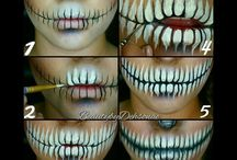 Cool makeup ideas for Halloween/ cosplay