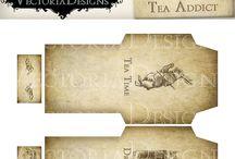 tea bag pockets