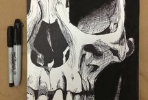 8th grade drawing / by Jane cate