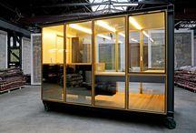Neulant van Exel - rolling office