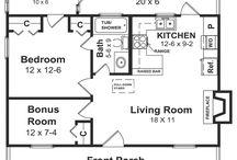 Guest cabin plans