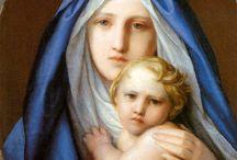 Maria z dzieciątkiem