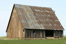 old house - barn