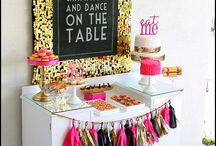 Mad Hatters Hen Party / My hen party ideas