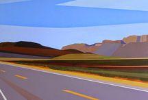 Painting: Greta Van Campen