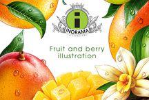 iNORAMA Illustration / https://www.behance.net/inorama http://inorama.ru