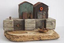 Soprammobili legno