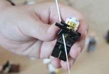 Things to do with Lego