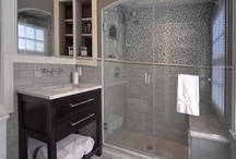 Master Bathroom Update / by Jessica Duffy