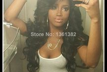 Weaves, Wigs and Hairpieces