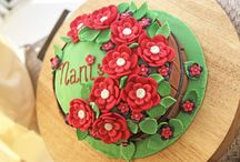 Creative cakes / Celebration cakes
