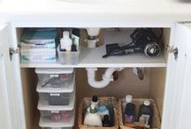 clean and organizing tips
