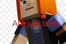 Celebrations - Minecraft (Story Mode)