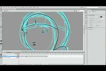 Tutorials animation / digital arts